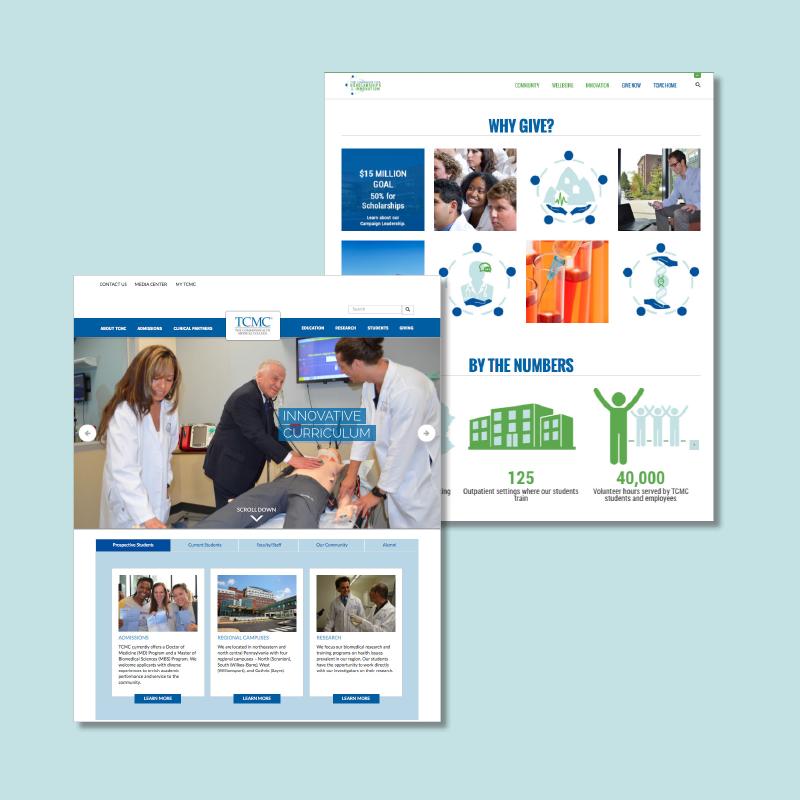 TCMC Websites